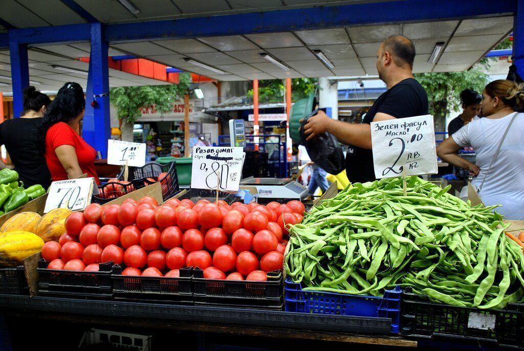 mercado Zhenski Pazar