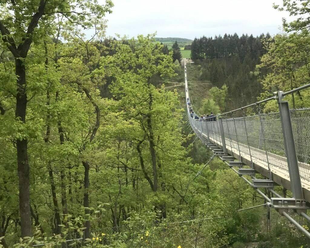 puente de Geierlay