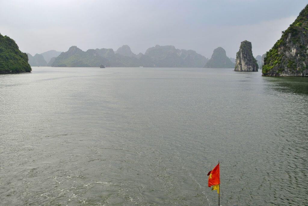 crucero por la Bahía de Halong