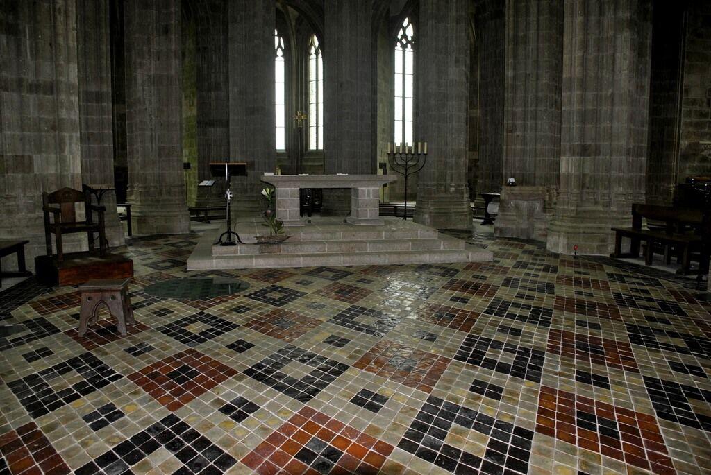 Abadía del Mont Sanint Michel