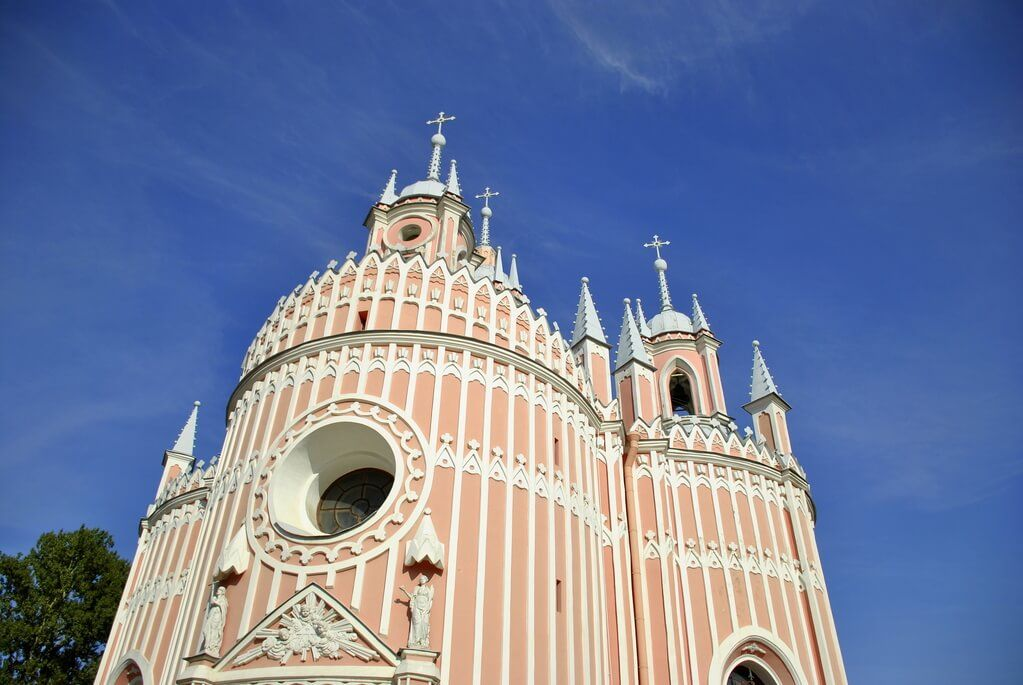 iglesia de Chesme