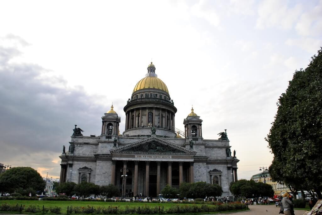 Guía de San Petersburgo
