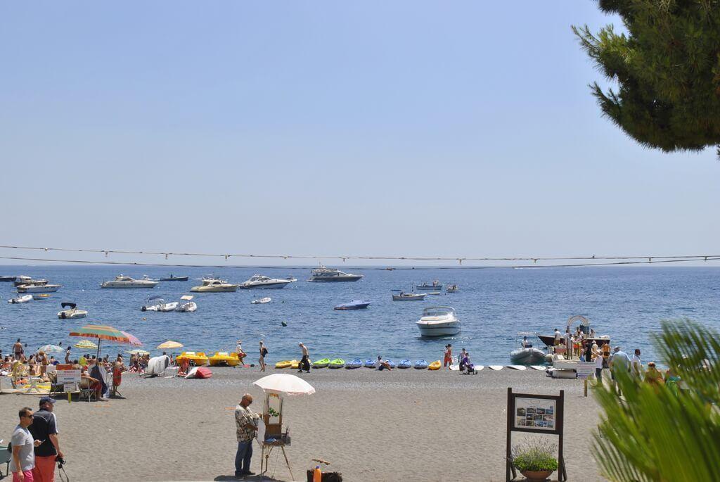 qué ver en la Costa Amalfitana