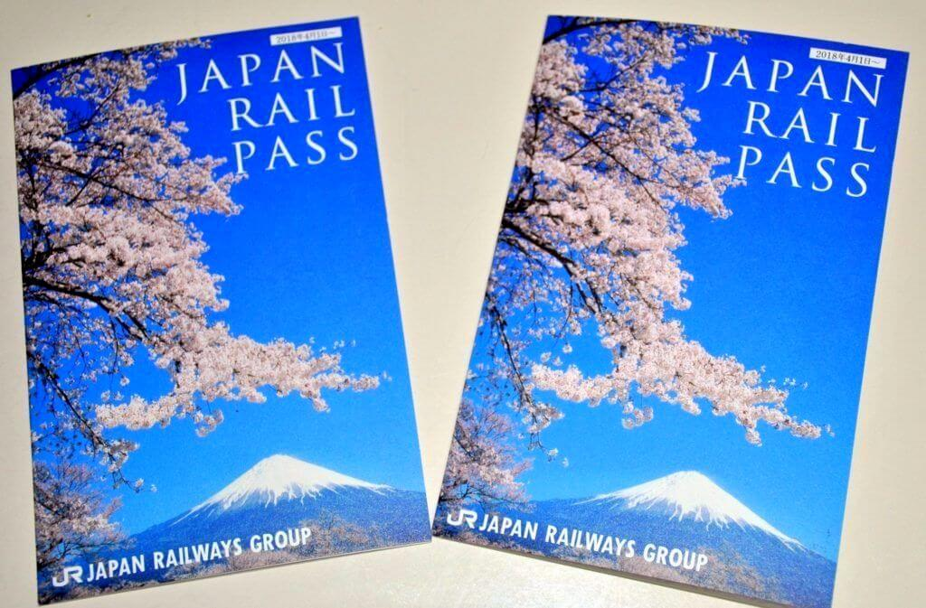 cómo canjear tu Japan Rail Pass