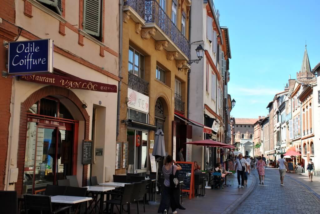 rue du taur, Toulouse