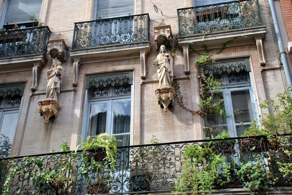 Vieux Quartier de Toulouse