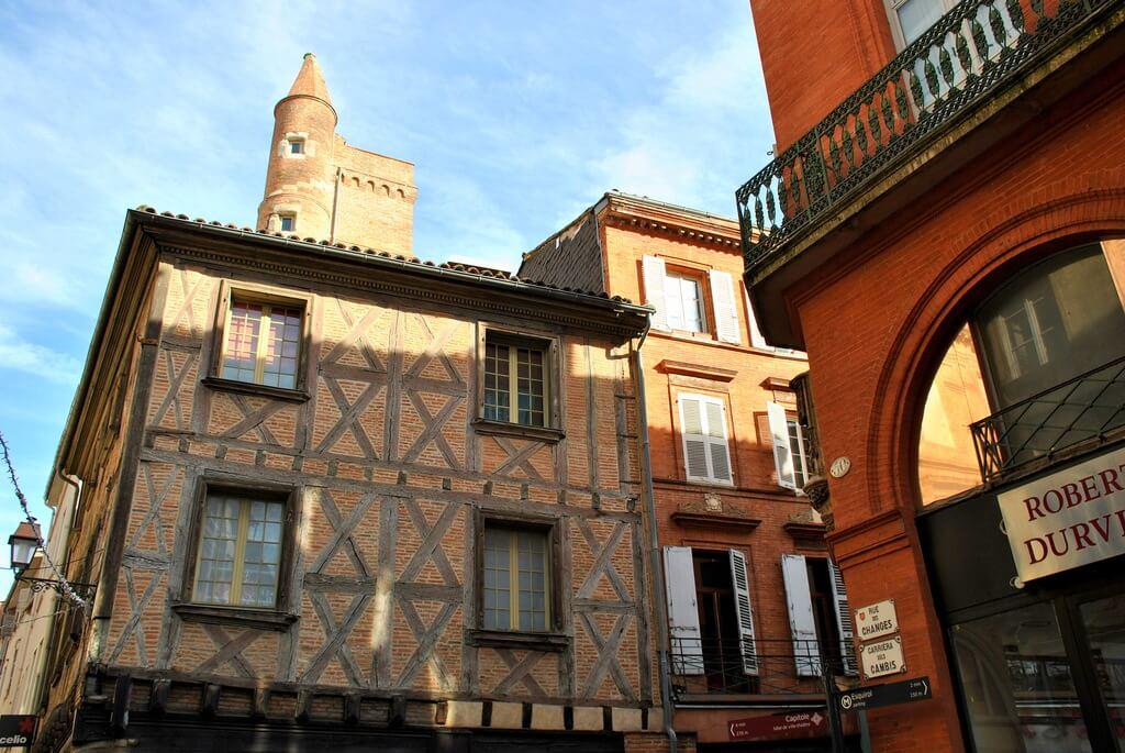 Vieux Quartier, Toulouse