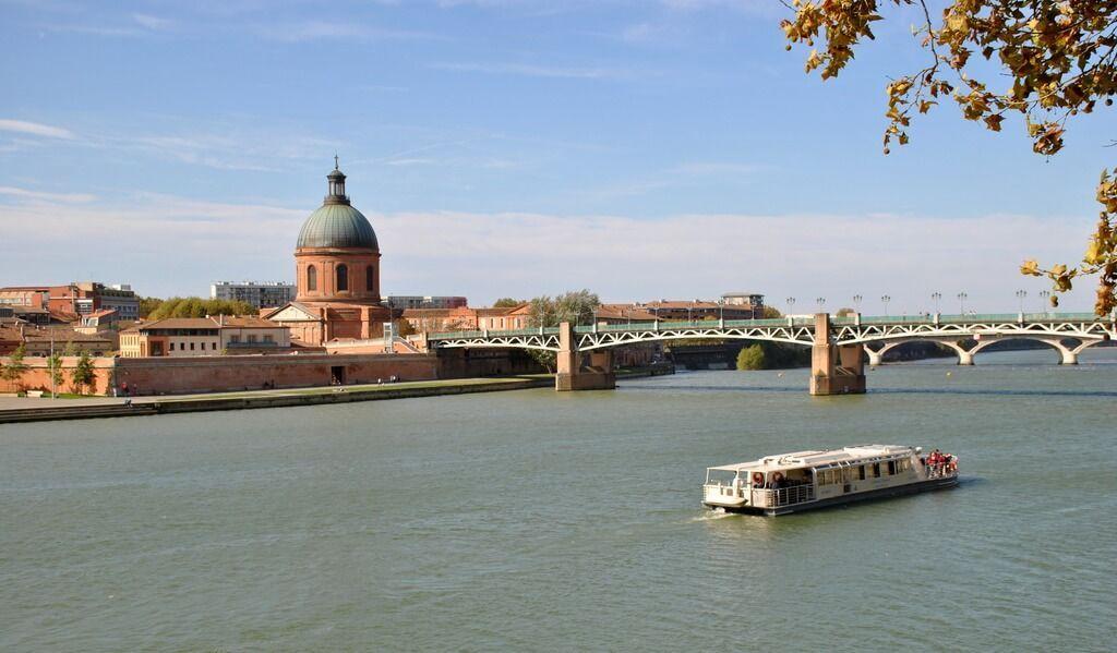 Orillas del Garona
