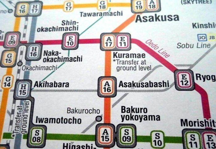 CÓMO MOVERSE POR LA CIUDAD DE TOKIO