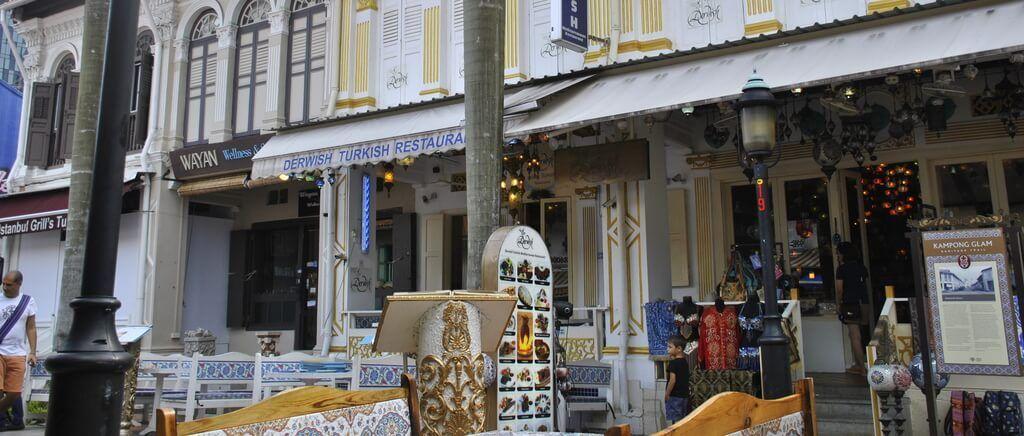 Kampong Glam, Singapur