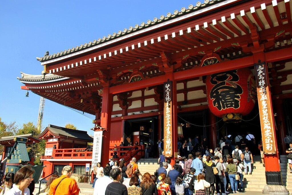 templo Senso- Ji Asakusa, tokio