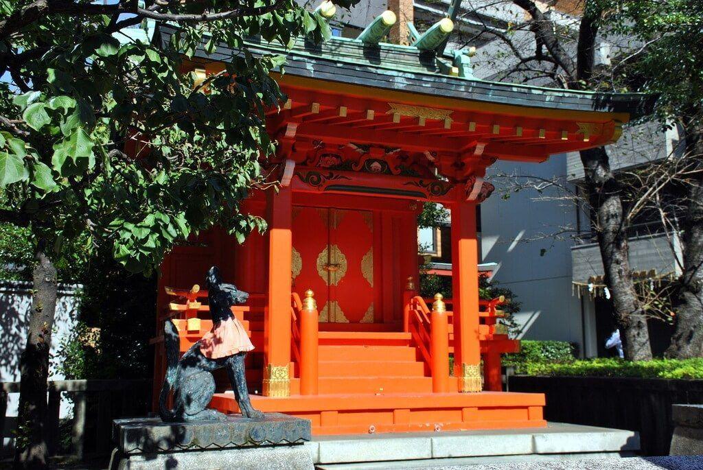 templo Kanda Myojin, Akihabara