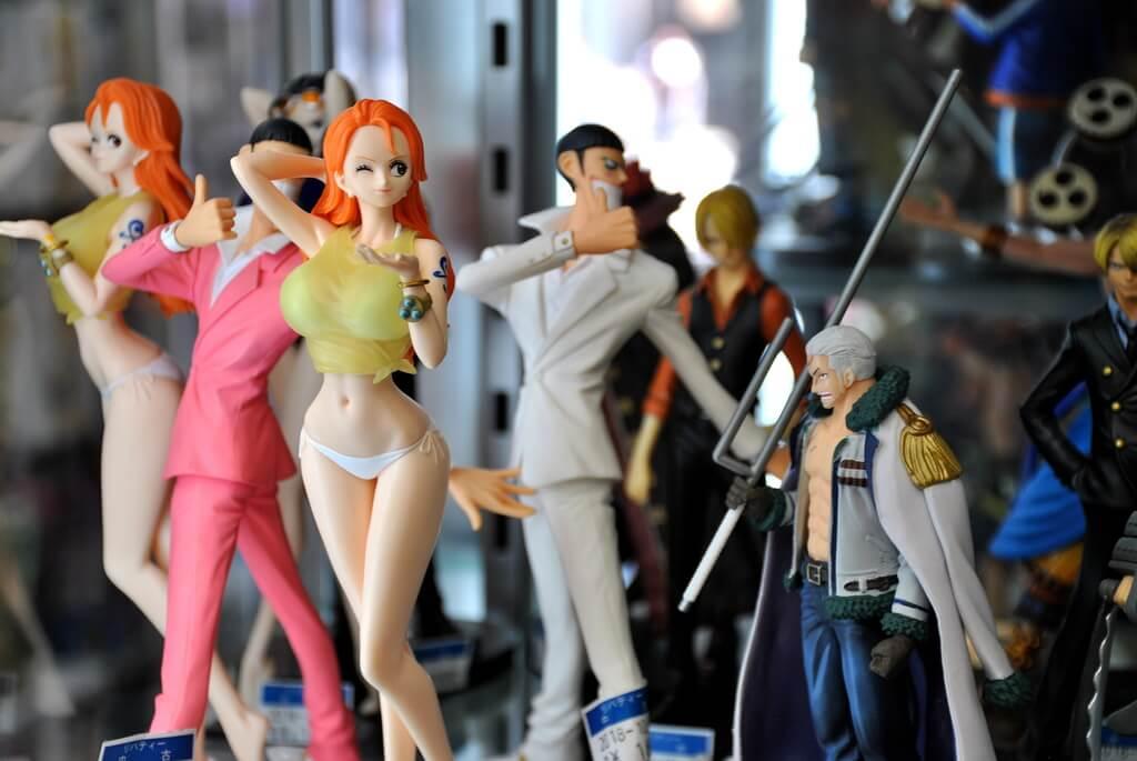 akihabara , el barrio del anime y el manga en Tokio