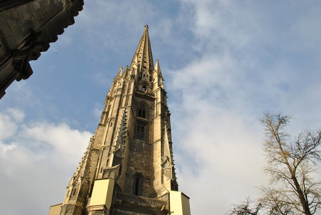 Basílica de Saint Michel, Burdeos