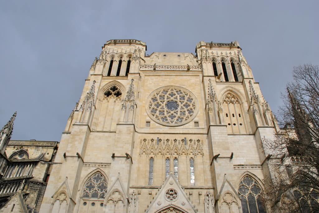 Catedral de Saint André, Burdeos
