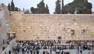 ruta de 10 días por Israel