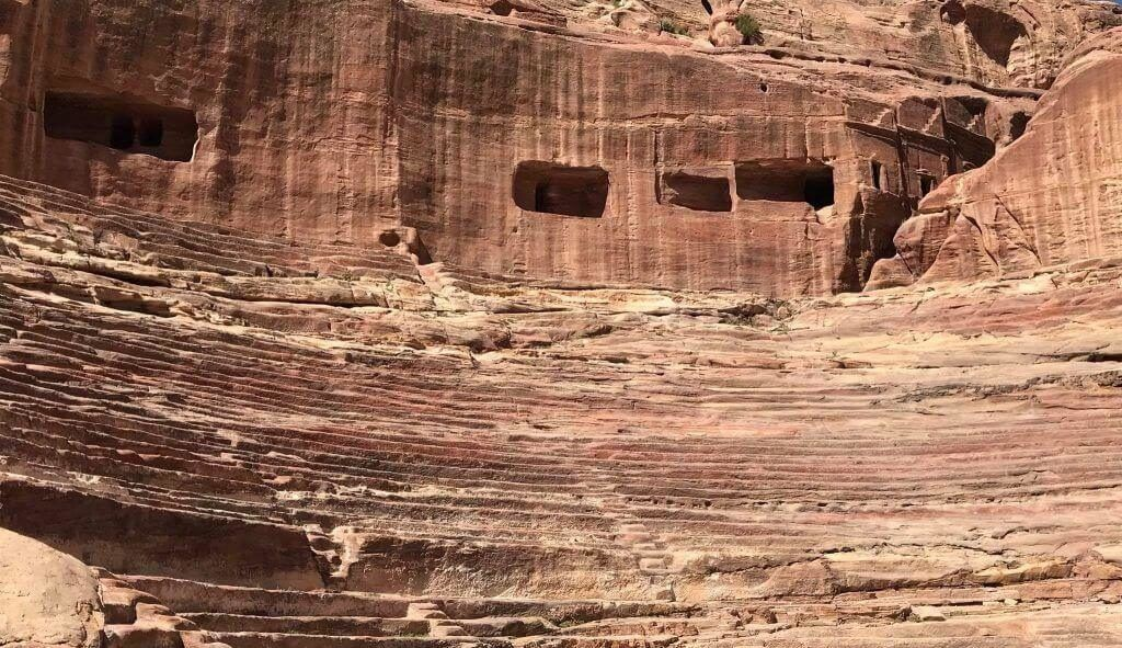 tumbas nabateas, Petra