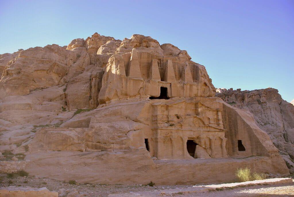 Triclinum de Petra