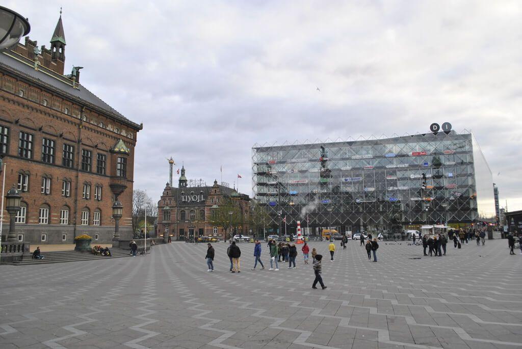 Plaza del Ayuntamiento de Copenhague