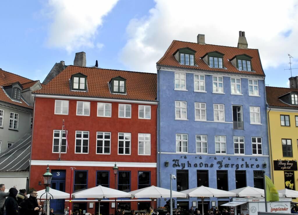 Nyhavan, Copenhague