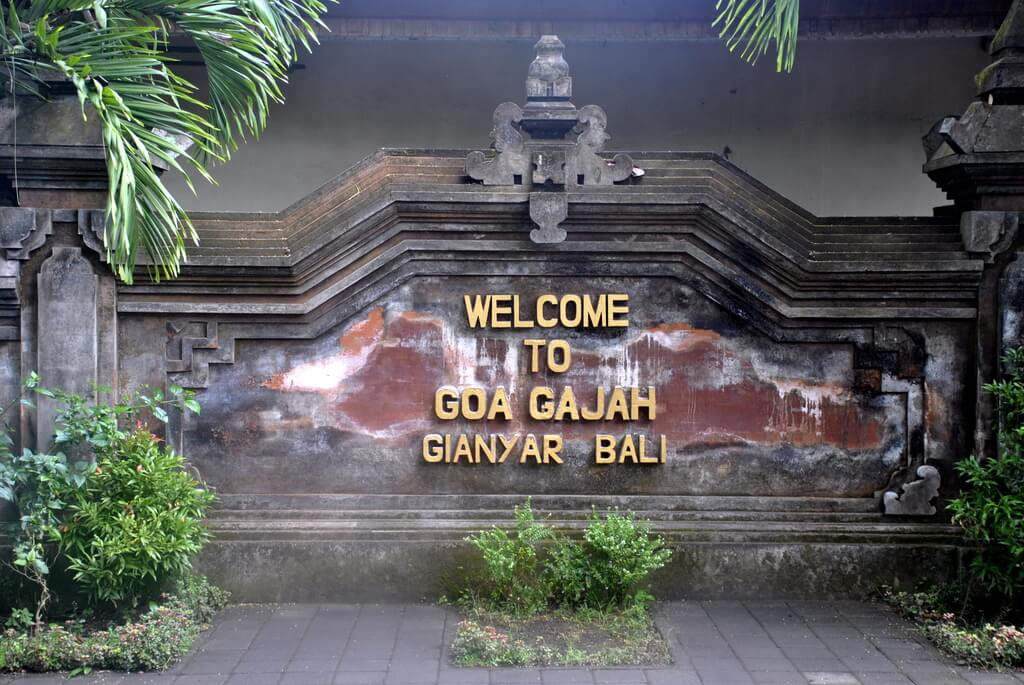 Goa Gajah, Bali
