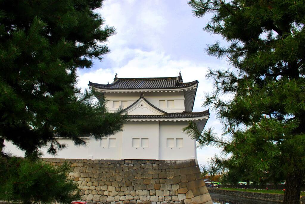 Castillo de Nijo, kioto