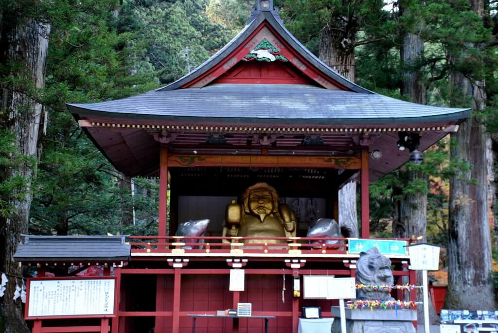 Santuario Futurasan, Nikko