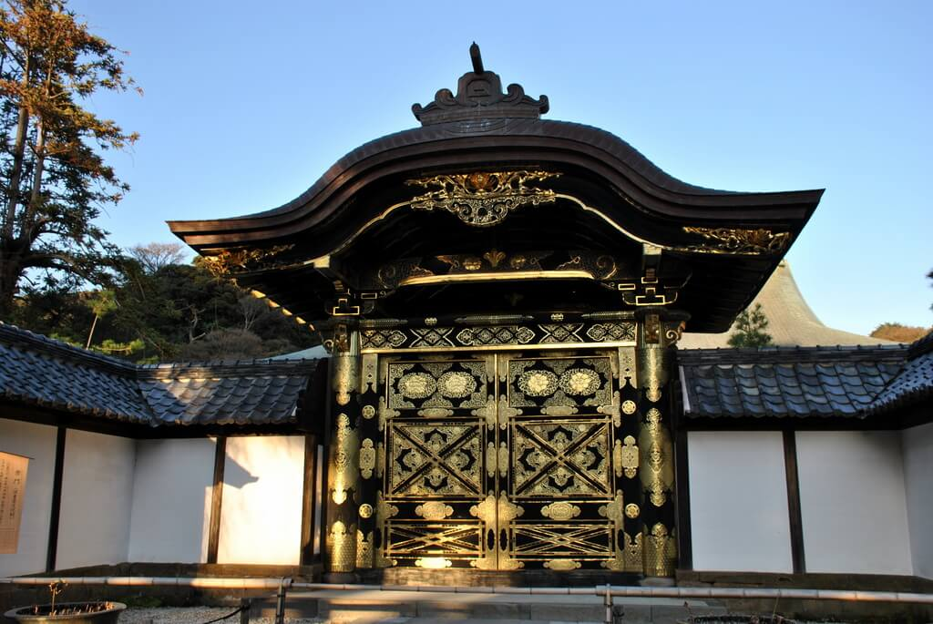 Templo Kencho-ji, Kamakura