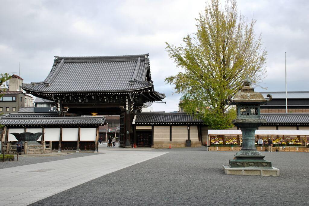 qué ver en kioto centro