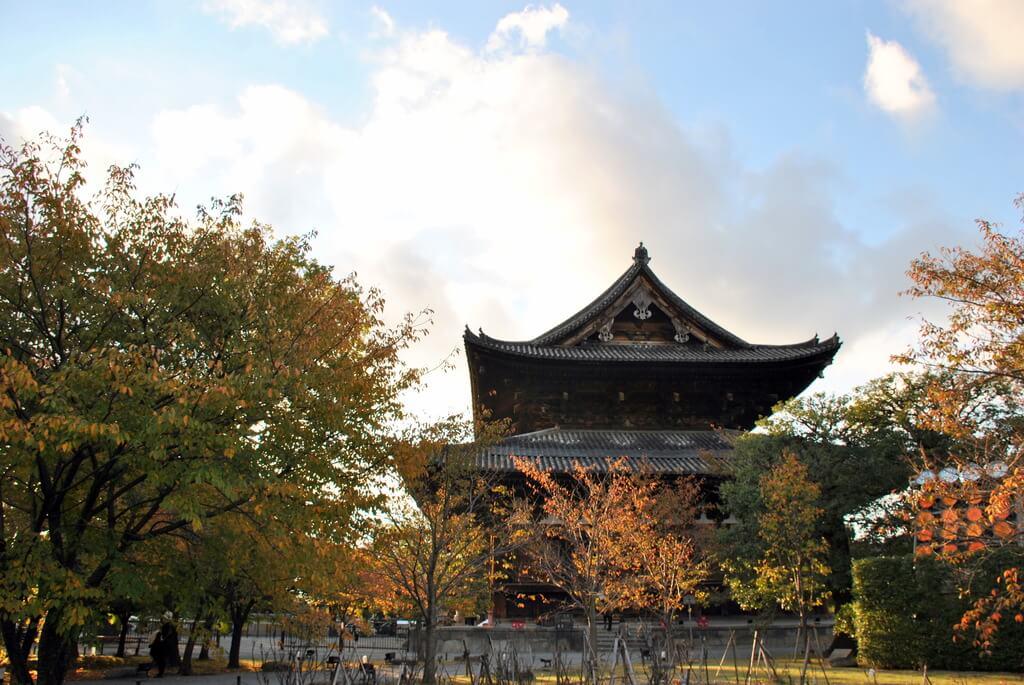 templo to-ji Kioto