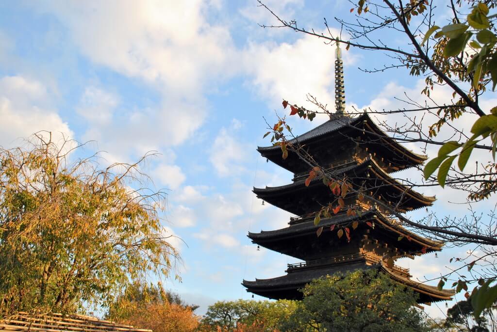 Templo To-ji, Kioto