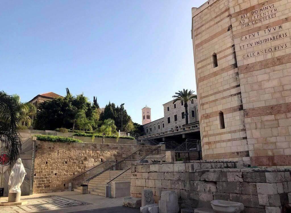 qué ver en Nazaret en un día