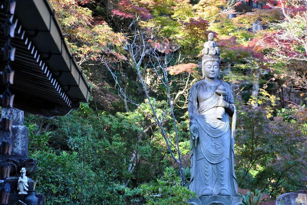 templo daisho-in Isla de Miyajima