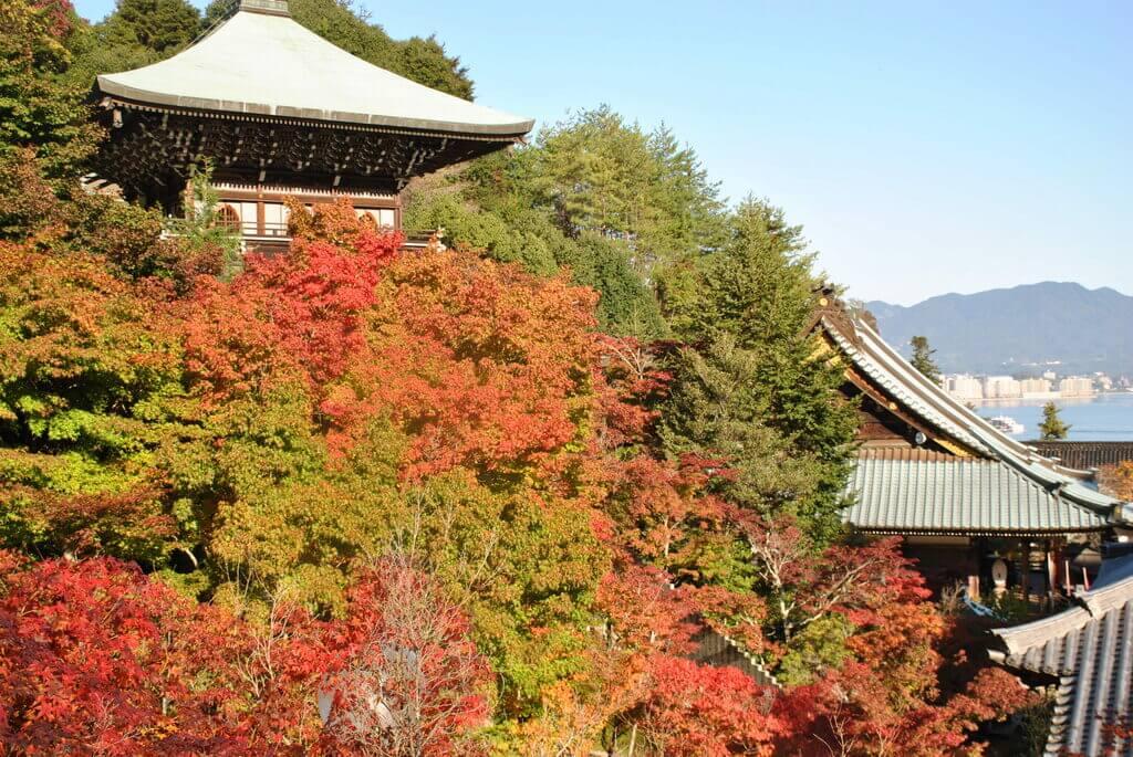 templo Daisho-in, isla de Miyajima