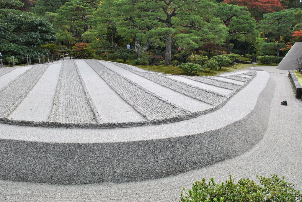 mar de arena, este de kioto