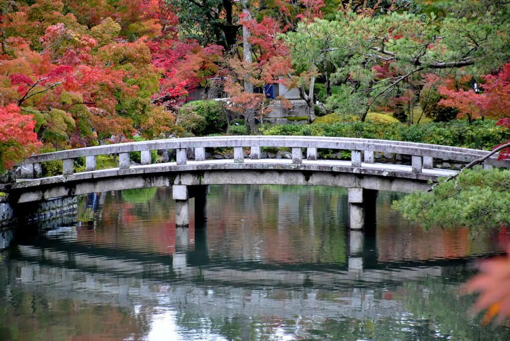 Templo Eikando, Este de Kioto