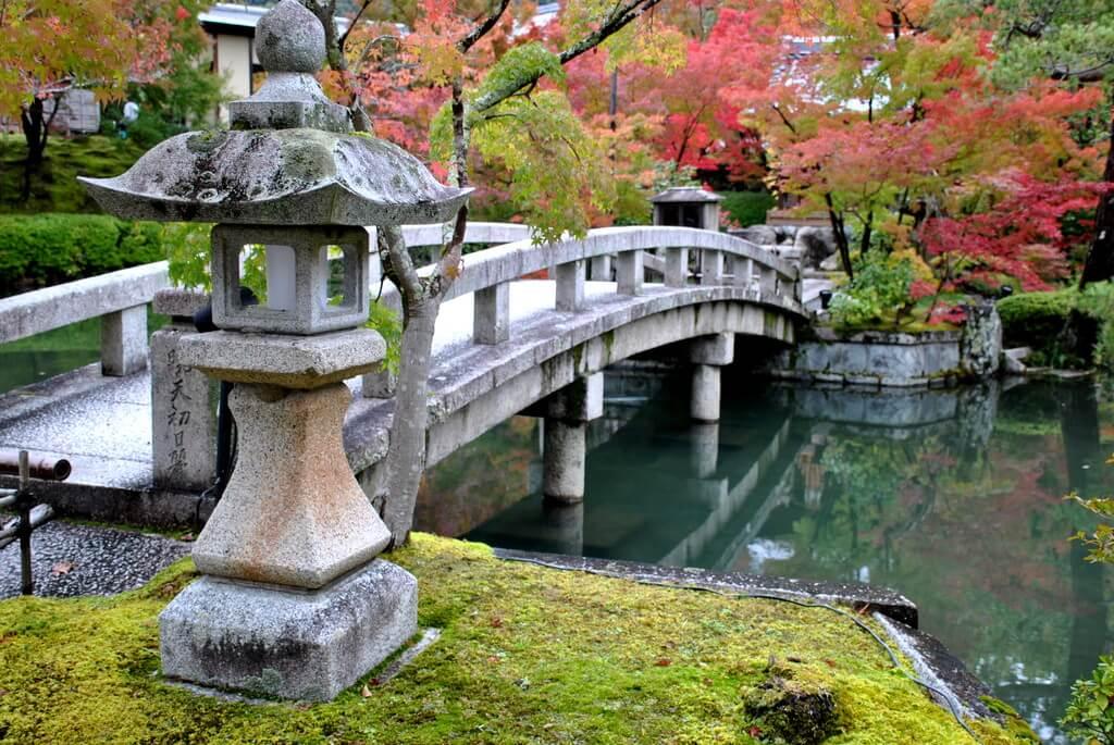 estanque Hojo Pond, Kioto