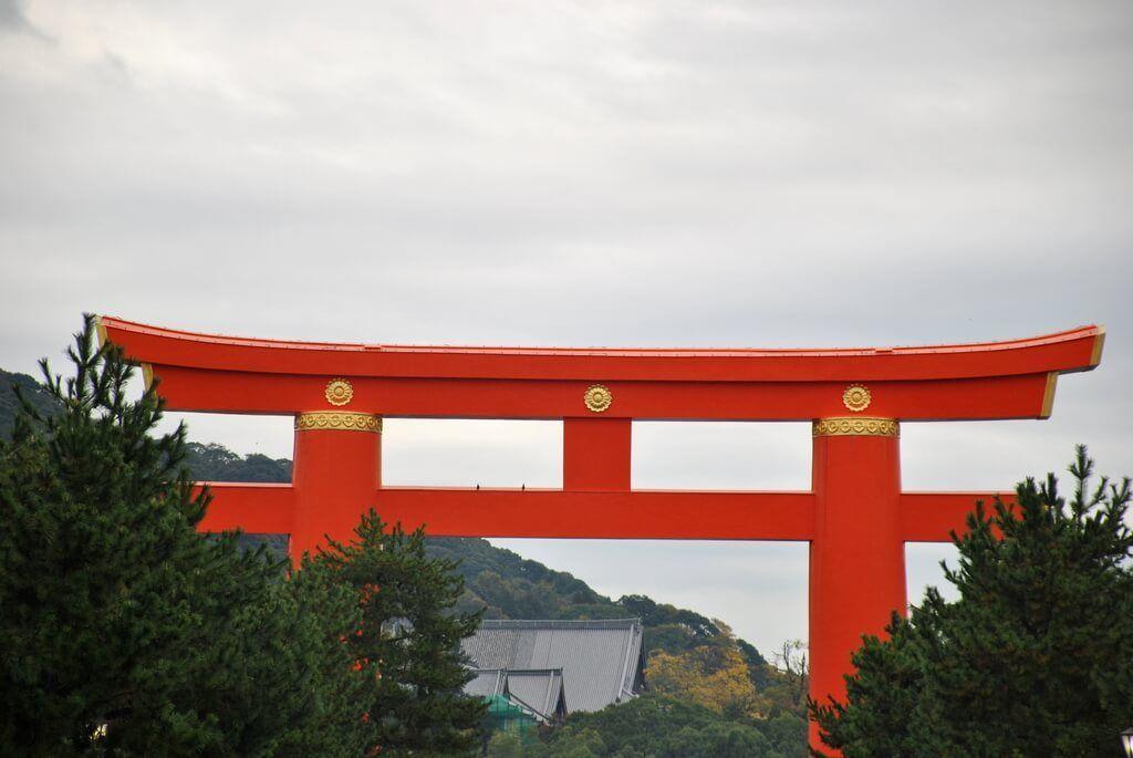 templos zona este de Kioto
