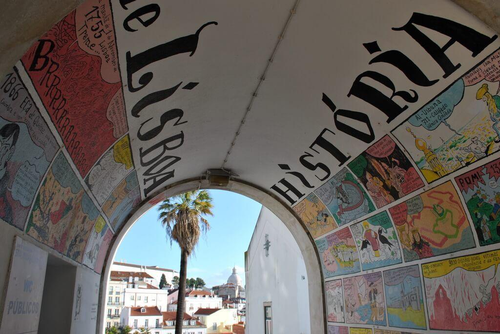 ruta por Lisboa