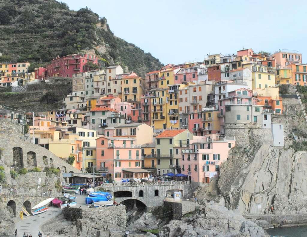 qué ver en Cinque Terre
