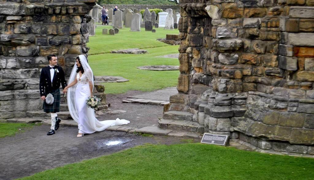 Saint Andrews, Escocia