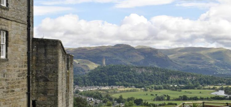 STIRLING, LA CIUDAD DE WILLIAM WALLACE