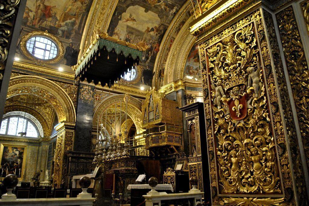 concatedral de La Valeta