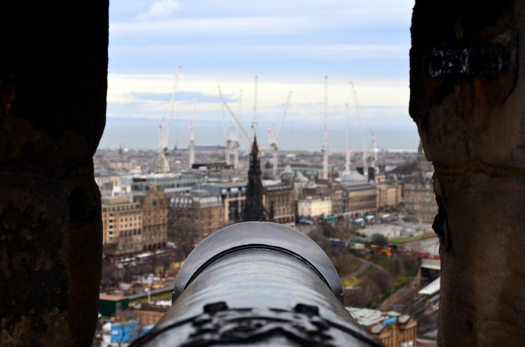 qué ver en Edimburgo en dos días
