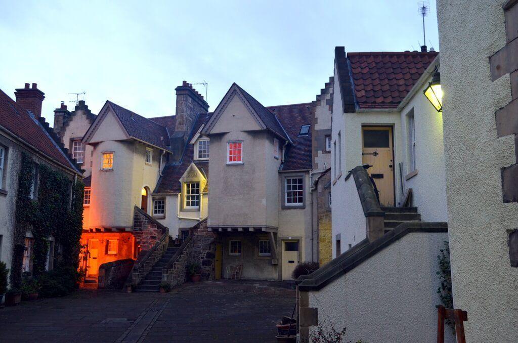 canongate, Edimburgo