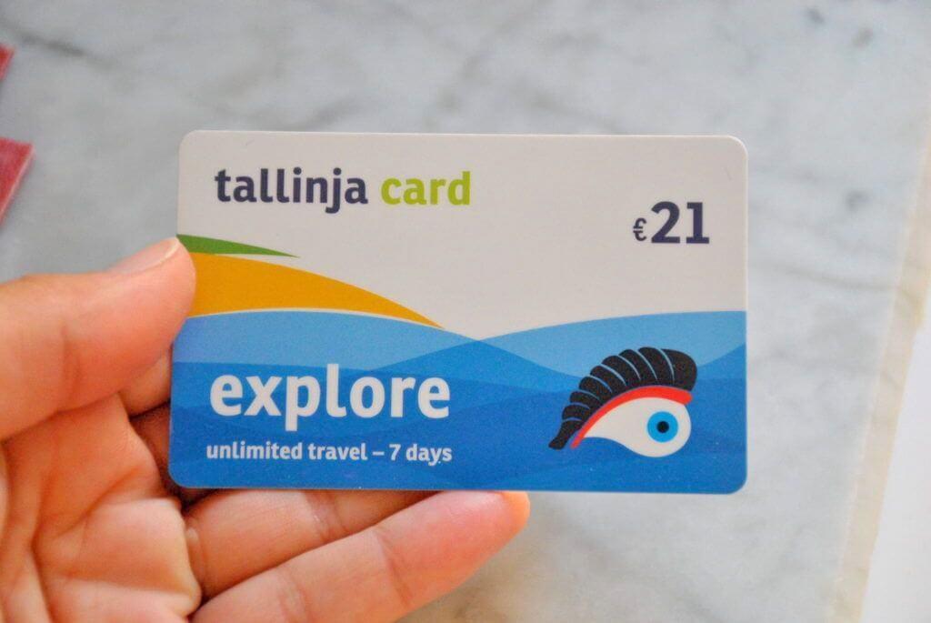 Tallinja card, la tarjeta de transporte en Malta