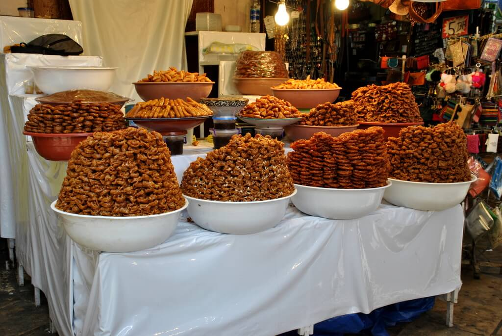 dónde comer en Fez