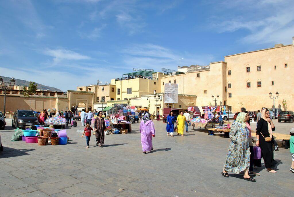 plaza del R´cif, Fez