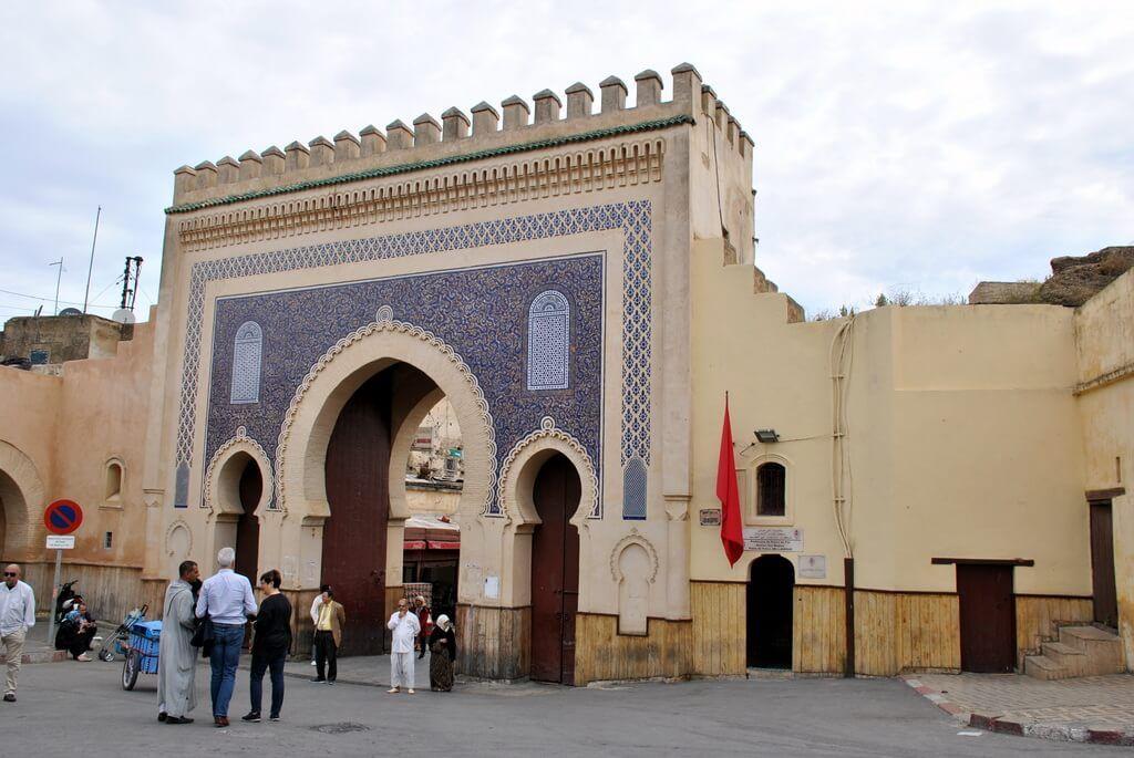 puerta Bab Bou Jeolud