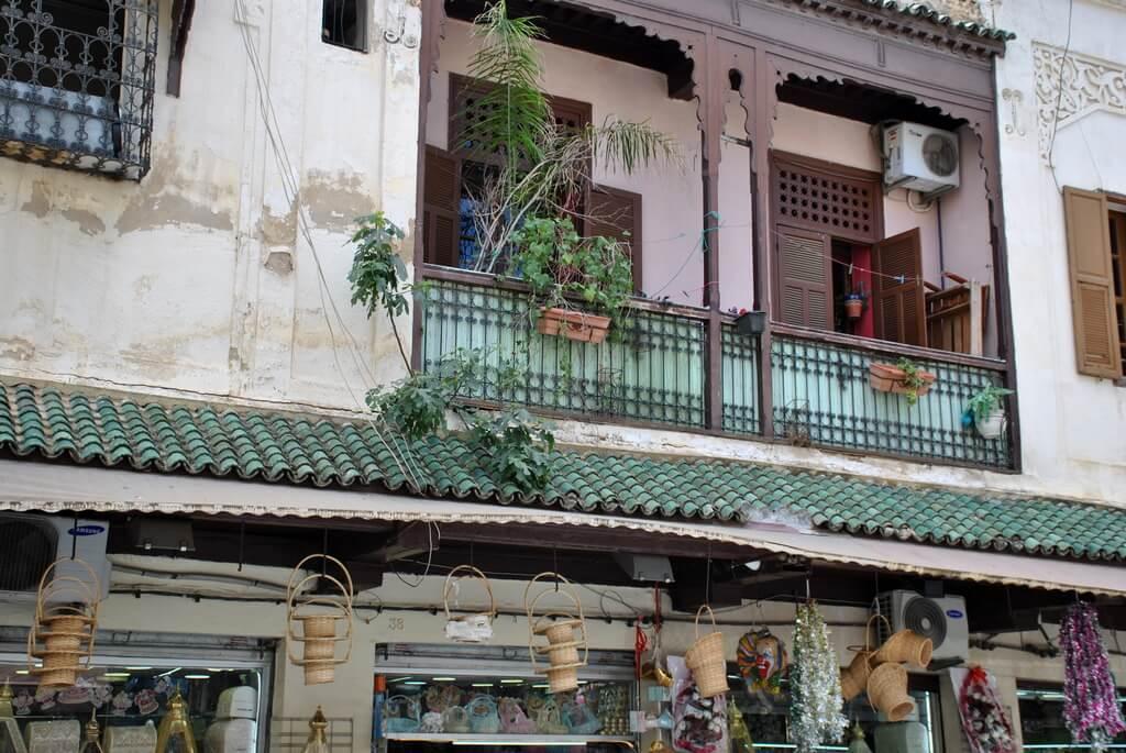 barrio del mellah, Fez